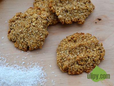 Sušenky bez přidaného cukru a tuku