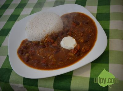Fazolové curry
